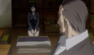 Ga-Rei: Zero, Kimono