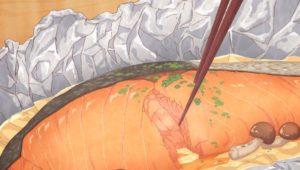 Emiya-san Chi no Kyou no Gohan, Japanese Grilled Fish