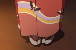 Hyouka, Kimono, Komon, 着物, 小紋, Tabi, 足袋