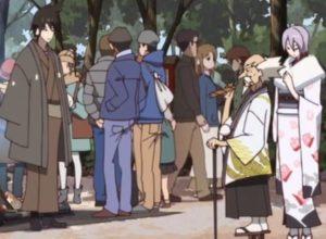The Eccentric Family, Kimono, 着物
