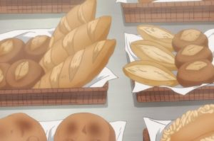 Is the Order a Rabbit?, bread