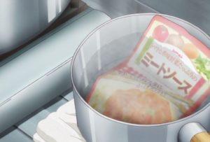 School-Live!, pre-packaged food