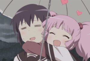 YuruYuri♪♪, Aiai-gasa