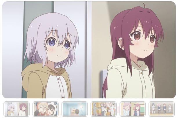 YuruYuri San☆Hai!