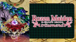 Rozen Maiden Träumend