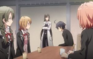My Teen Romantic Comedy SNAFU TOO!