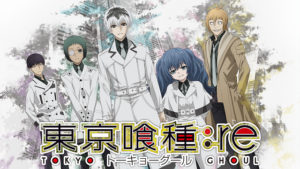 Tokyo Ghoul: re (season1)